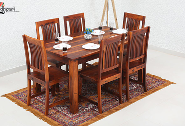 Lopez 6 Seater Dining Set