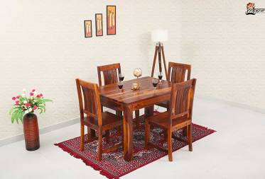 Lopez 4 Seater Dining Set