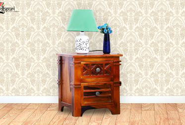 Vivian Bedside Table