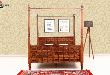 Gracie Poster Bed