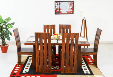 Eldric 6 Seater Dining set