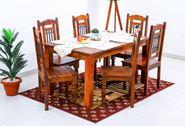 Kylie 6 seater dining set