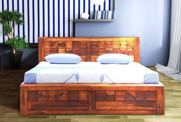 Drake King Size Bed without Storage