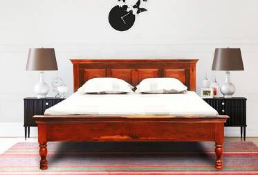 Verlin King Size Bed