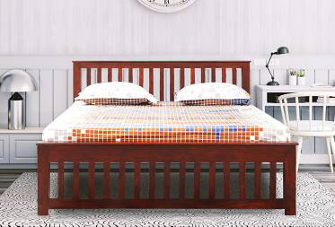 Zara King Size Bed Without Storage