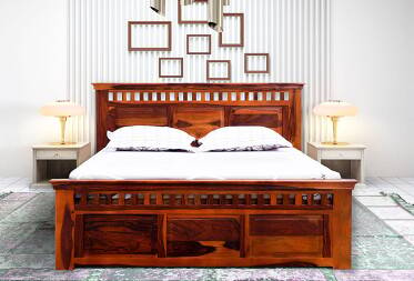 Olivia Queen Size Bed