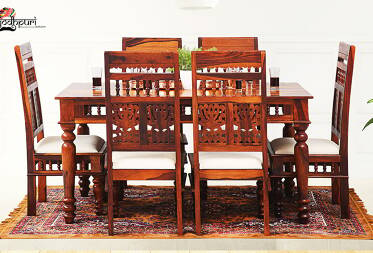 Bunaai 6 Seater Dining Set