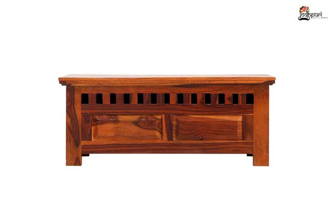Olivia Trunks Bench with Storage
