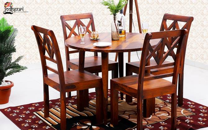 Camille Round Dining